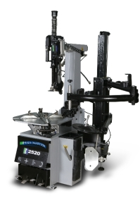 Trademaster T2520 tyre changer from Gott Technical Services