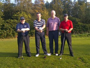 Gott Technical Services, Golf, Ian Gott, Slaley