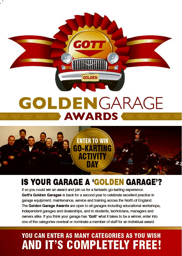 Awards 2013 leaflet