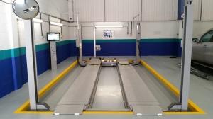 Automated test lane, ATL, MOT bay, MOT equipment, garage equipment, Gott Technical Services